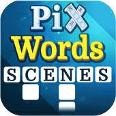 Pixwords Scenes Lösungen und Antworten